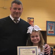 6th Grade - Student of the Month in the spotlight